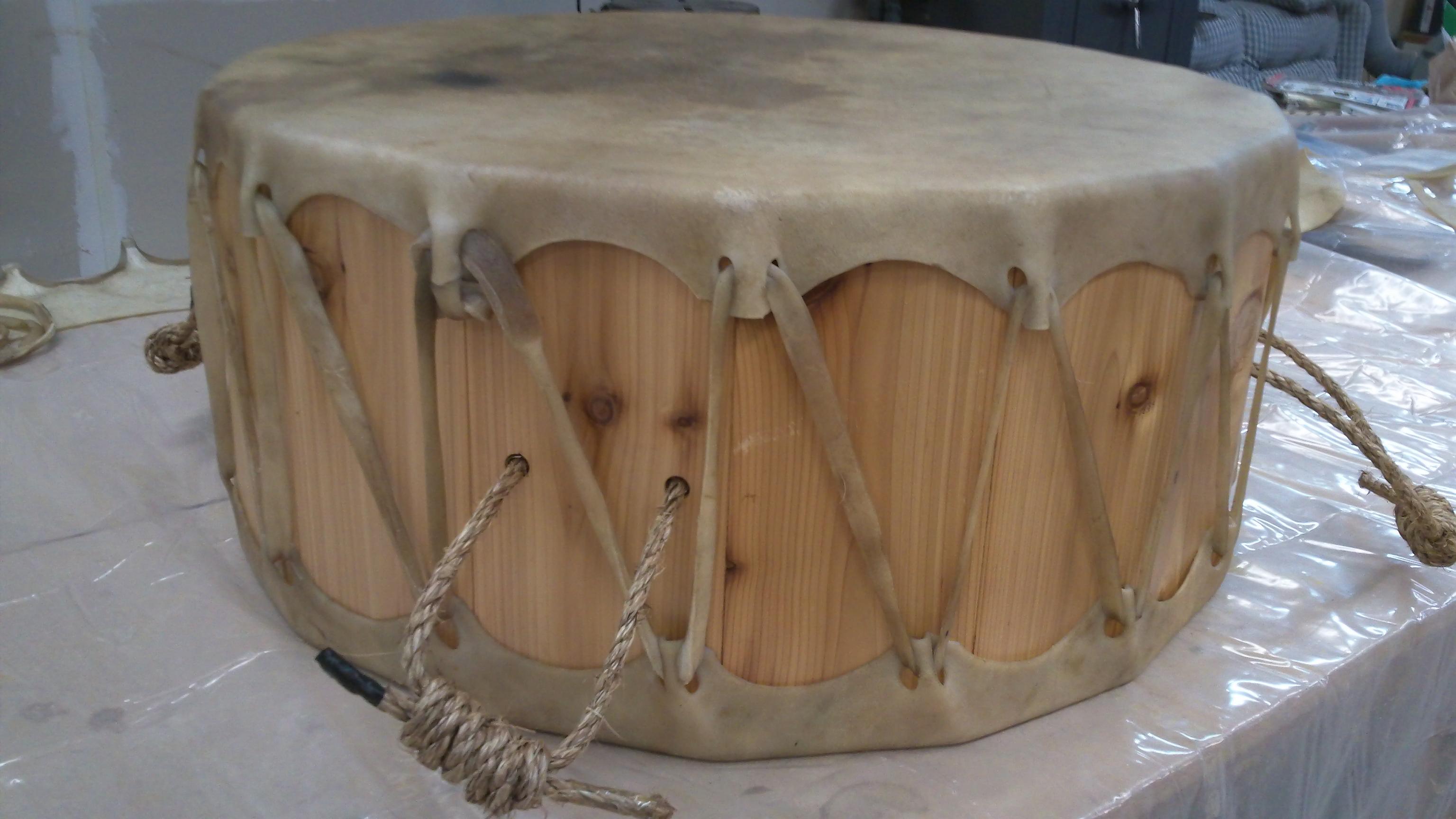 Native American Shaman Drums